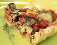 پیتزا راتاتوی