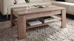Wohnzimmertisch Klein Rund Universal Eiche Monument Oak Mit Ablage Tisch