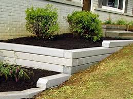 Small Garden Retaining Wall Ideas Small Garden Retaining Wa
