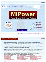 mi power high voltage direct current electric power system