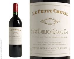 learn about chateau cheval blanc tasting notes chateau cheval blanc le petit cheval