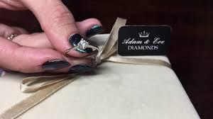 inel logodna aur alb inel logodna aur alb cu diamant