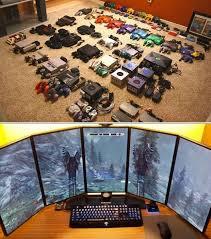 chambre de gamer les chambres qui font rêver tous les gamers du monde