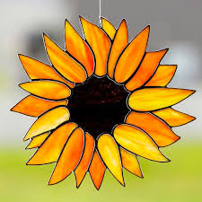 best 25 stained glass flowers ideas on stained glass
