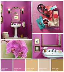 color schemes an orchid inspired palette the home depot