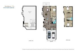 leave it to beaver house floor plan floorplans the villas at cotton ranch vail valleys newest