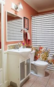 Colorful Bathroom Decor Holiday Ready Room Refresh White Shower Window Sill And Earthy