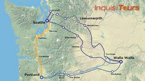 Oregon Ava Map by Inquisitours