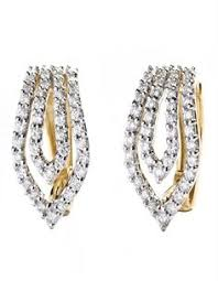daily wear diamond earrings daily wear diamond and pearl earrings diamonds4you a tiny
