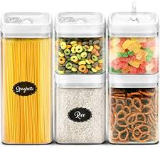 clear plastic kitchen canisters airtight storage containers set best kitchen