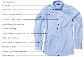 high quality dress shirts proper cloth reference