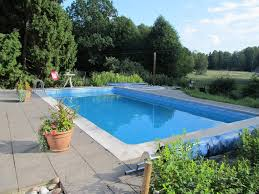 Backyard Pool Cost by Inground Swimming Pool Costs U2014 Home Landscapings How To