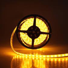 ribbon light yellow led light led strips waterproof ribbon