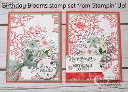 occasions catalog sneak peek birthday blooms set patty s