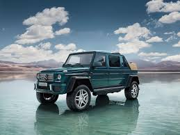 mercedes g wagon mercedes built the most expensive suv in the world the g650