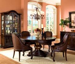 rustic round dining room tables accessories captivating round dining room table sets formal
