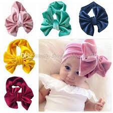 wholesale headbands 2018 christmas kids hair accessories baby headbands big