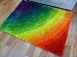 Rainbow Home Decor by Fantastic Rainbow Rug Ideas To Make Your Home Livelier
