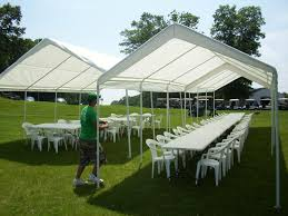 tents for 55 outside tents for the honoree dinner was held in a