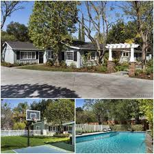 celeb r e former home of johnny cash and johnny carson in encino