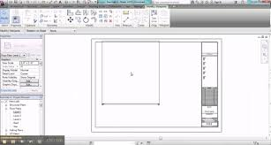Architectural Drawing Sheet Numbering Standard by Planning A Sheet Size In Revit Youtube