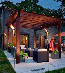 How To Build A Covered Pergola by 81 Best Free Standing Patio Coverings Images On Pinterest Patio
