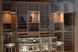 wine cellar glass door design best wine cellar doors wine