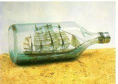 how to build a ship in a bottle sailboat this shows