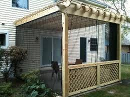 Pergola Mosquito Curtains Pergola In Gurnee Il Home Improvements Pinterest Pergolas