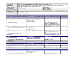 testing plan template test plan template software test plan