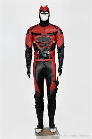 halloween full body suit daredevil costume fullbody suit men u0027s superhero for