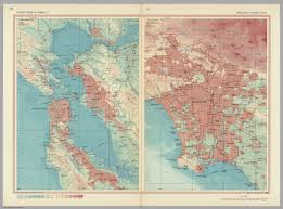 San Francisco Topographic Map by United States Of America San Francisco Bay Area And Los Angeles