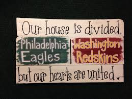 house divided sign homemade diy pallet pieces philadelphia