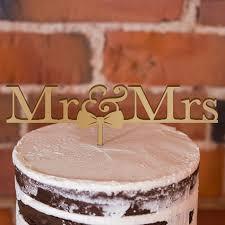 mr and mr cake topper mr mrs cake topper