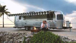 airstream partners with tommy bahama for special edition travel