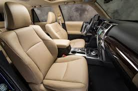 lexus seats in a tacoma toyota announces pricing for 2014 4runner and tacoma truck trend