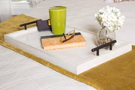 Breakfast In Bed Table by Handmade Home Goods U2014 White Serving Tray Serving Tray For