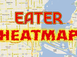 Crime Map Miami by Miami U0027s July Heatmap Where To Eat Right Now