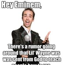 Funny Rap Memes - rap god by pwahman meme center