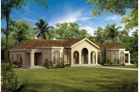 small spanish style homes spanish home plans from homeplans com