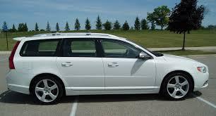volvo v70 r design 2010 v70 r design at white black 74 5k clean cpo car in se