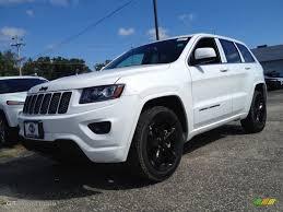 2015 Bright White Jeep Grand Cherokee Altitude 4x4 97863452