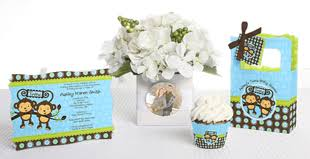 baby shower centerpieces ideas for boys triplets baby shower ideas by babyshowerstuff