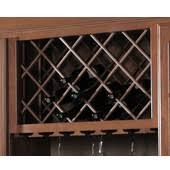 unfinished furniture wine racks kitchensource com