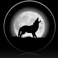 wolf moon 2 spare tire cover custom tire covers