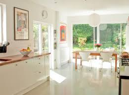 white kitchen floor ideas kitchen flooring ideas and materials the ultimate guide