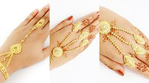 gold hand bracelet images Latest gold hand bracelet jewellery designs latest hand bracelet jpg