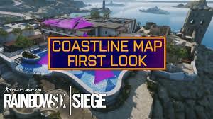 Goo Map New Map First Look Coastline Rainbow Six Siege Operation