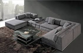 sofa u we the finest step for u shaped couches canada description