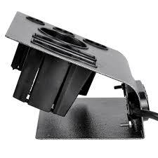 curling iron wall mount amazon com saloniture tabletop hair iron u0026 blow dryer holder